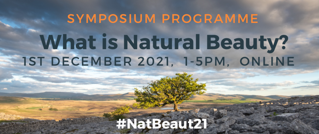 Image linking to the Programme for What Is Natural Beauty Symposium